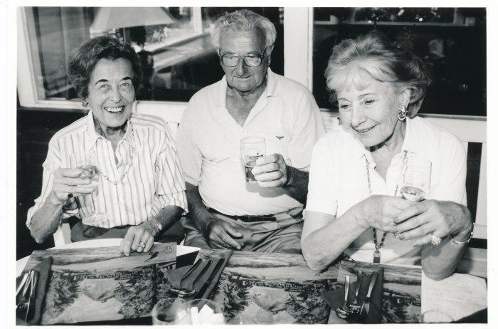 1996 Vlasta Kupsch Thea Feith en Frans Wiegers 1996